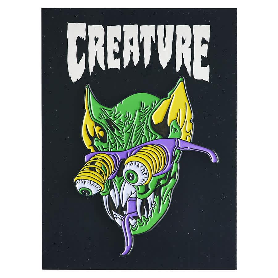 Creature Trader Pin | Pin Badge by Creature Skateboards 1