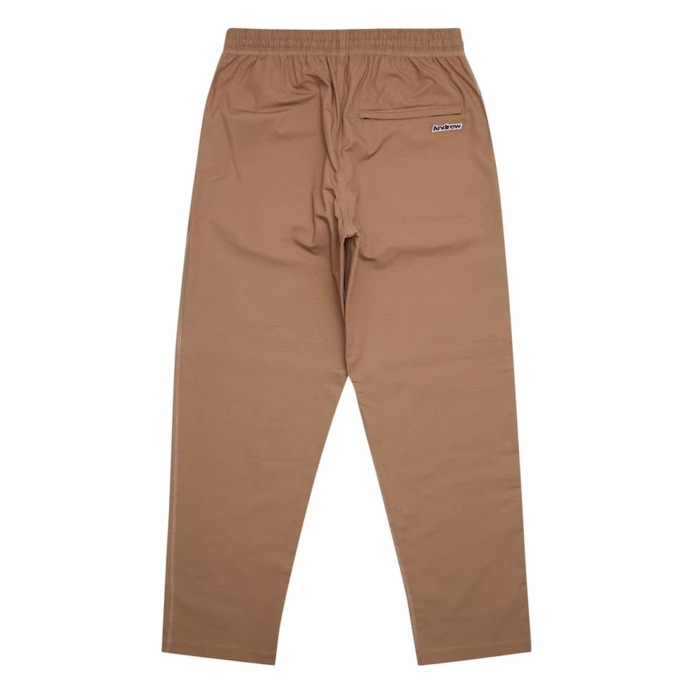 Andrew Beach Pants - Coyote   Trousers by Andrew 2