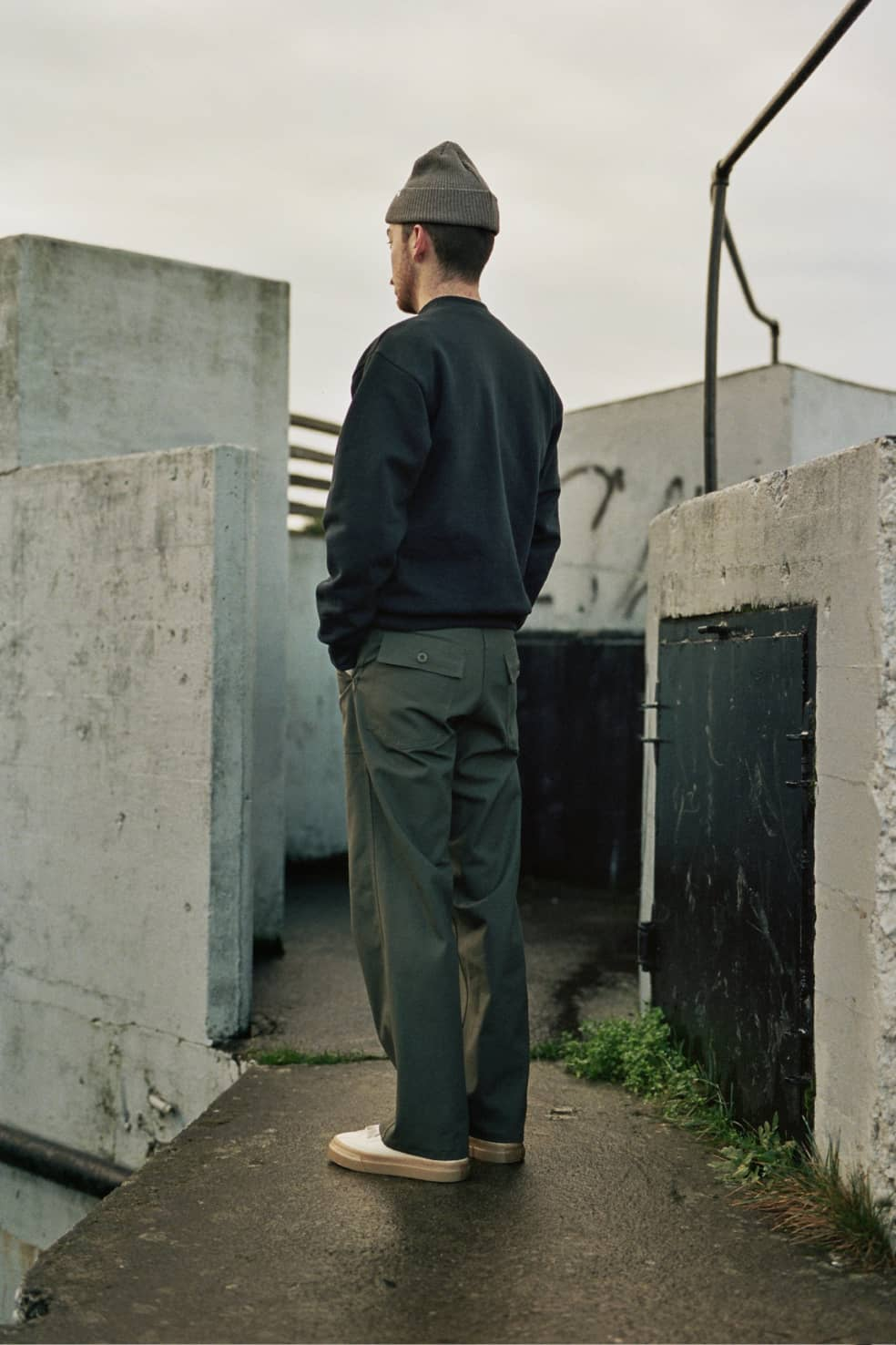 Original Loose Fatigue Pant Loden Ripstop   Trousers by Stan Ray 2
