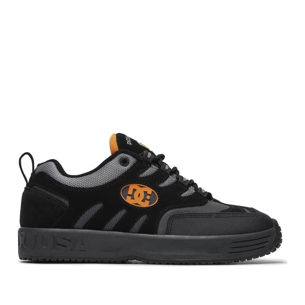 DC Lukoda Skate Shoes - Black / Orange | Shoes by DC Shoes 1