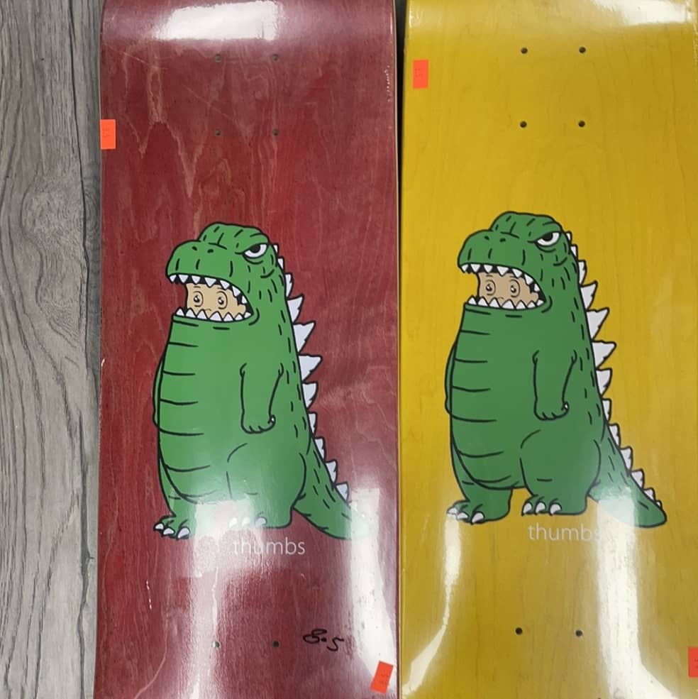 Thumbs NYC Dinodeck   Deck by Thumbs NYC 3
