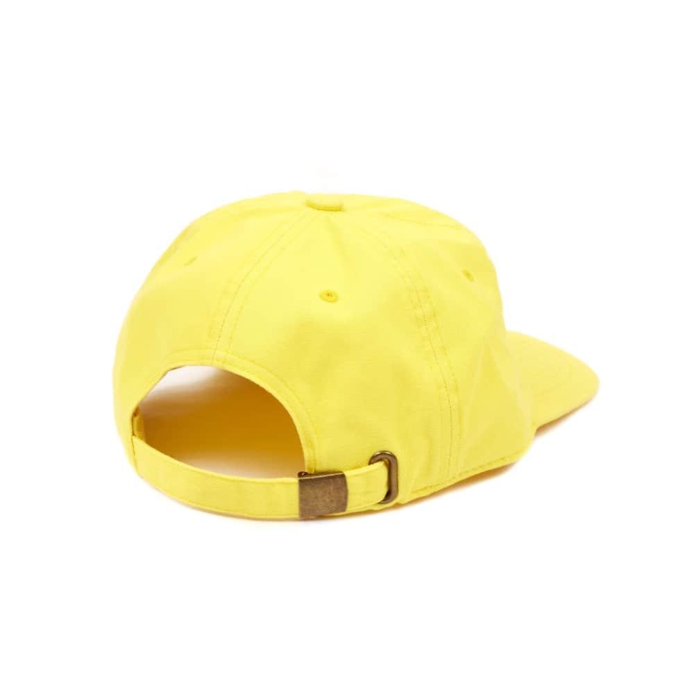 Bronze 56k Plate Hat - Yellow | Baseball Cap by Bronze 56k 2