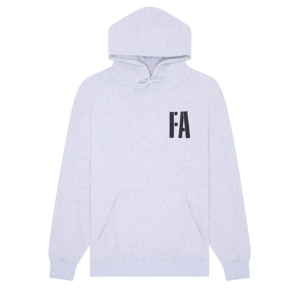 Fucking Awesome Hoodie Novel Of Your Future Heather Grey | Hoodie by Fucking Awesome 3
