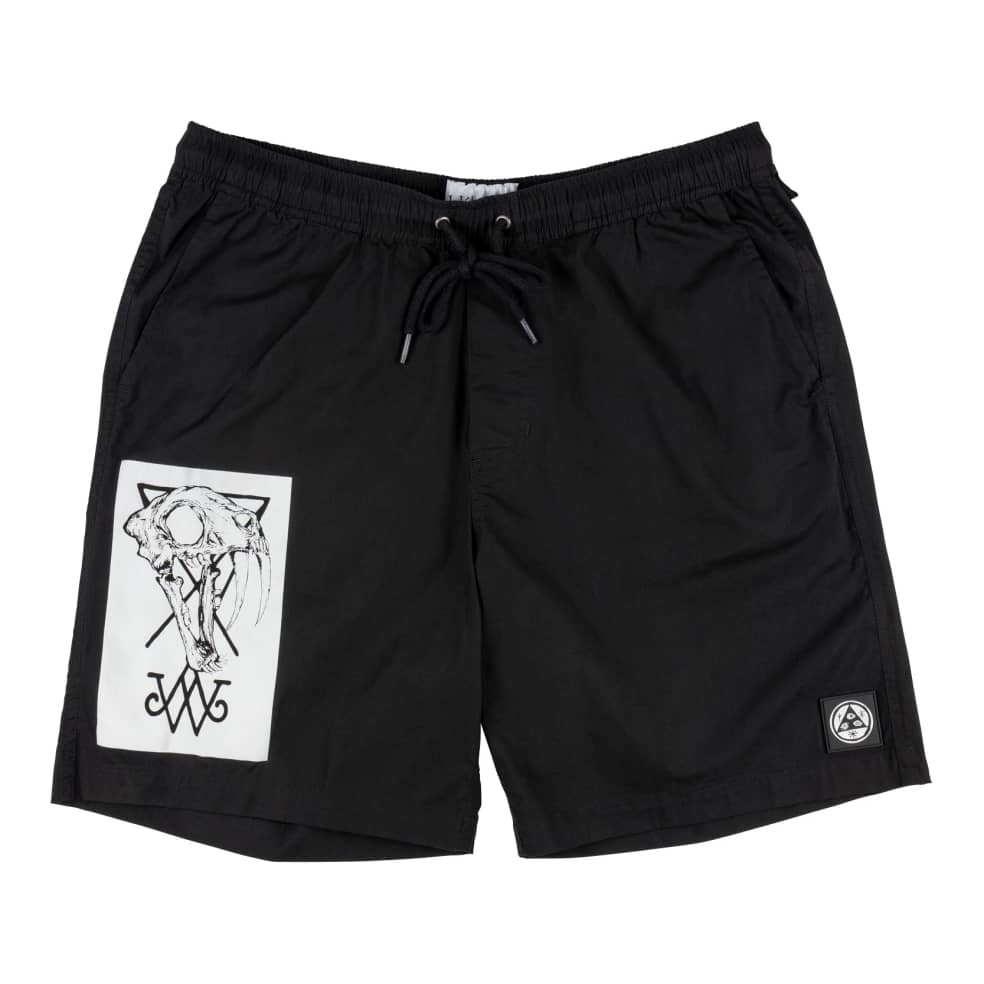 Welcome Soft Core Elastic Shorts | Shorts by Welcome Skateboards 1