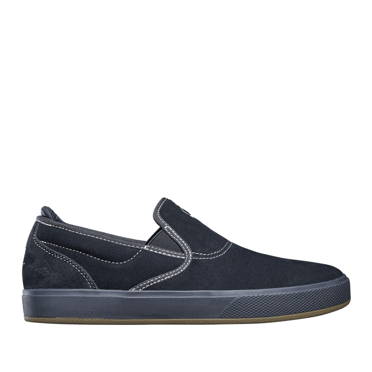 Emerica Wino G6 Slip Cup Skate Shoes - Navy | Shoes by Emerica 1