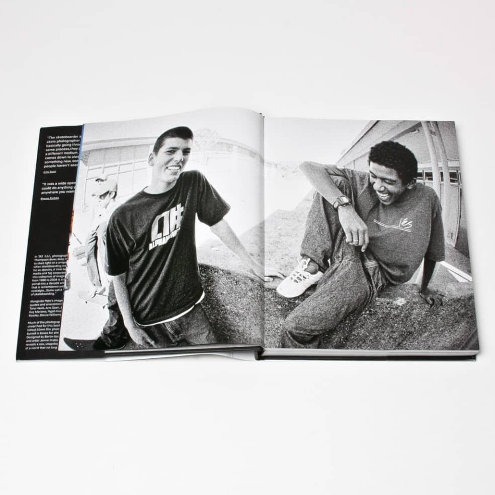 '93 Til - A Photographic Journey Through Skateboarding In The 1990s   Book by Pete Thompson 3