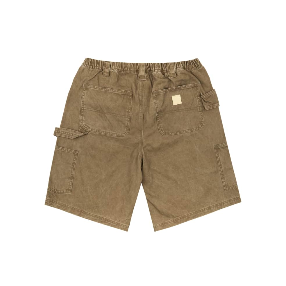 Bronze 56k Karpenter Shorts - Washed Stone | Shorts by Bronze 56k 2