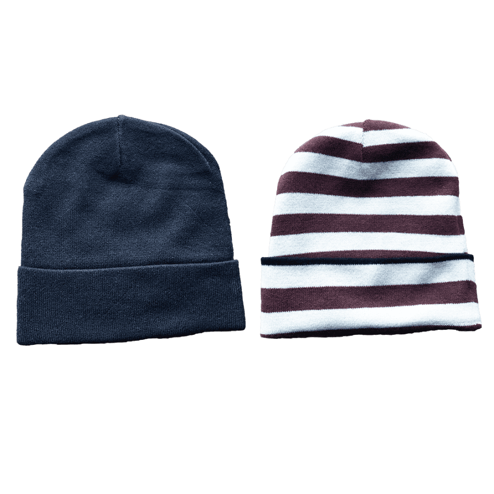always do what you should do - reversible cuff beanie   Beanie by always do what you should do 2