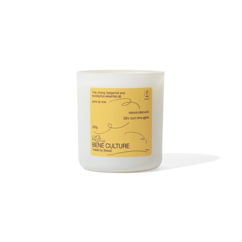 Shmood x Bene Culture Candle - It's all Bene   Giftables by Bene Culture 2