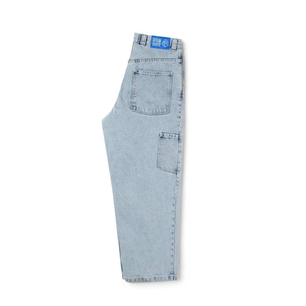 Polar Skate Co Big Boy Work Pants - Light Blue | Jeans by Polar Skate Co 3
