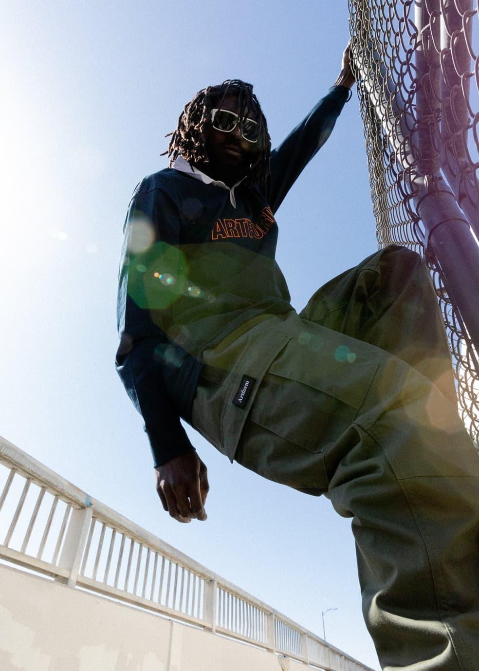 Artform Pro Cargo Pants - Olive / Blacks | Trousers by Artform 3