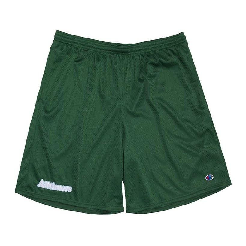 Alltimers Broadway Champion Shorts - Dark Green   Shorts by Alltimers 1