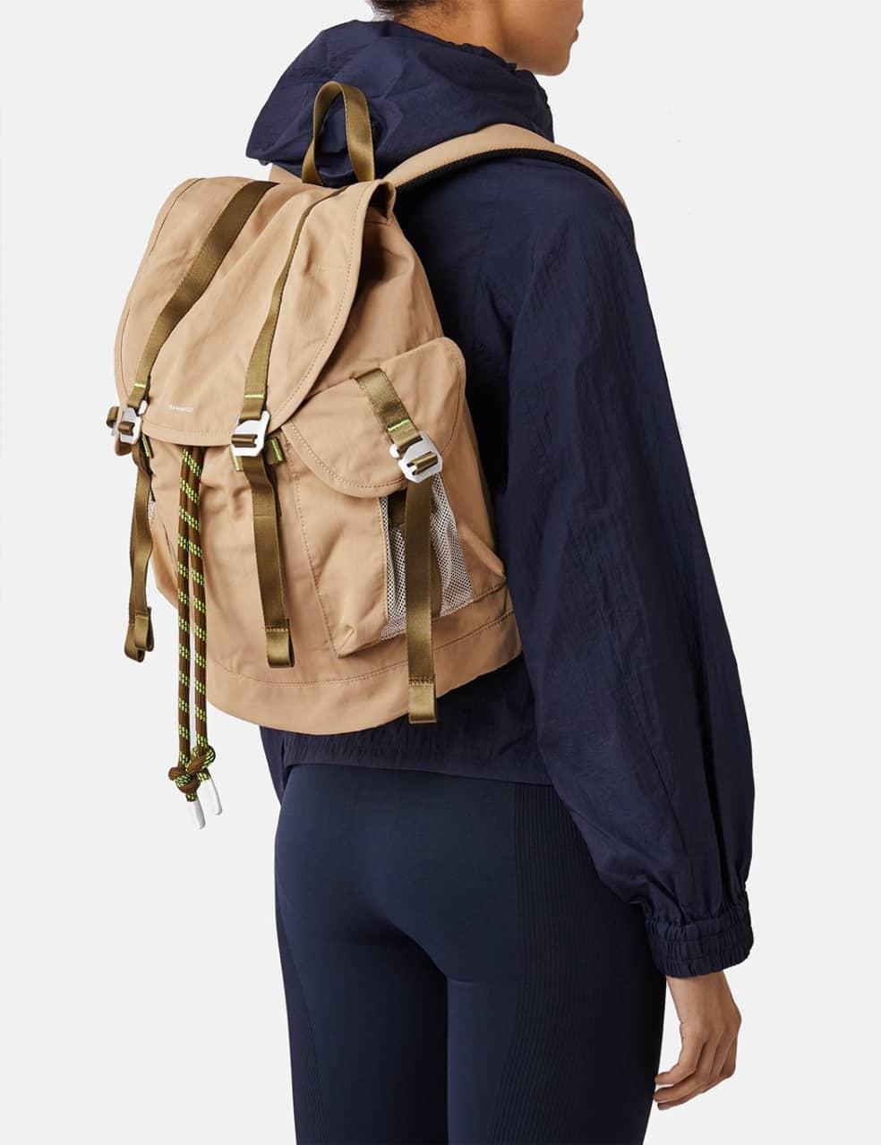 Sandqvist Charlie Backpack (Vegan) - Beige   Backpack by Sandqvist 2