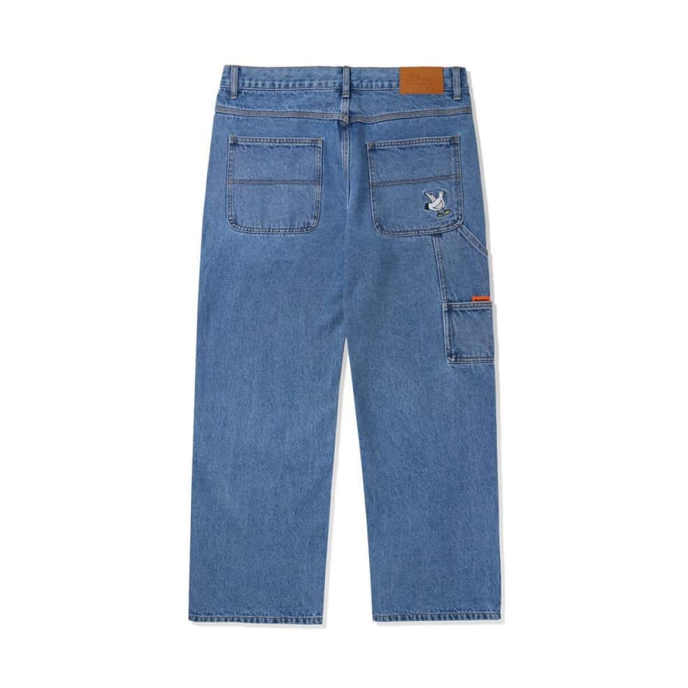 Butter Goods Gullwing Denim Pant - Washed Indigo   Jeans by Butter Goods 2