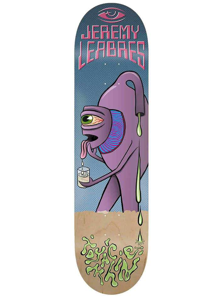 Face Off (Leabres) 8.38 | Deck by Toy Machine 2