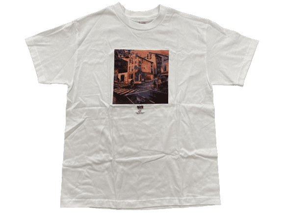 Traffic - Driggs and Manhattan Ave Tee | T-Shirt by Traffic Skateboards 1