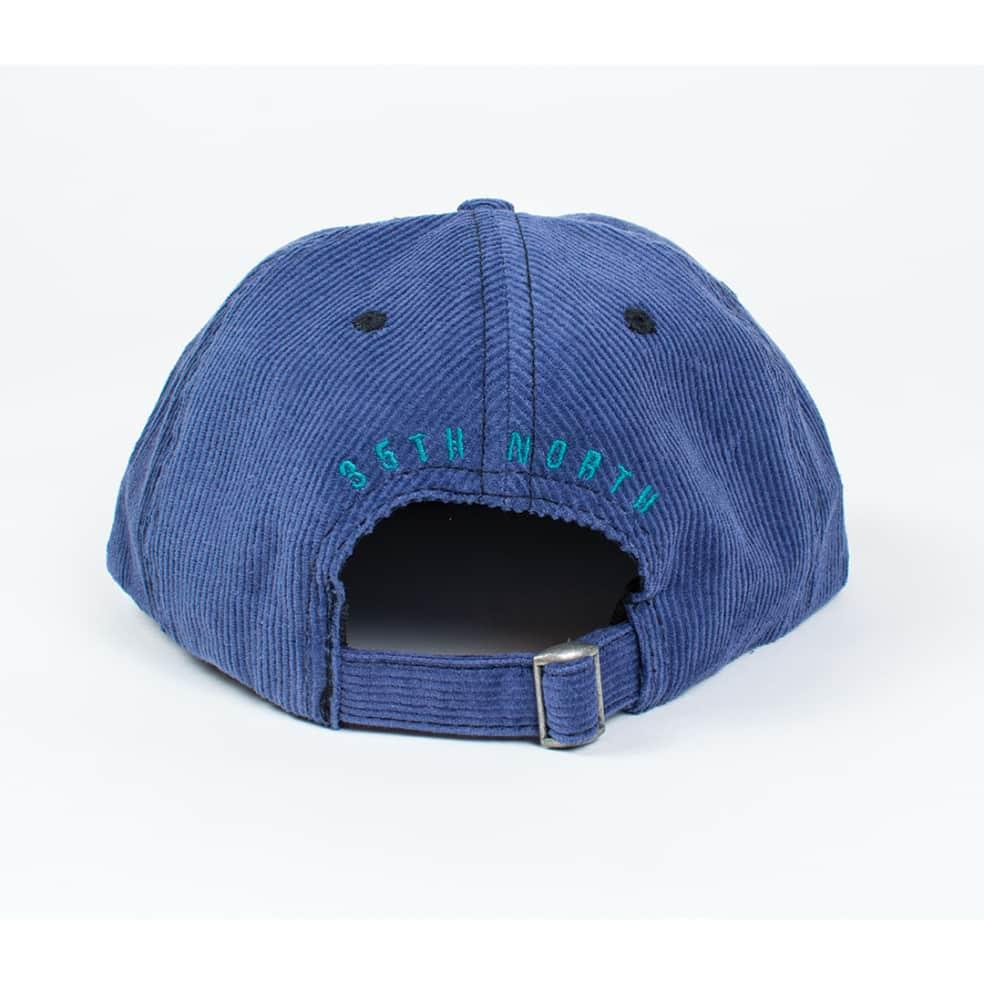 35th North Fly Corduroy Strapback Hat | Baseball Cap by 35th North 3