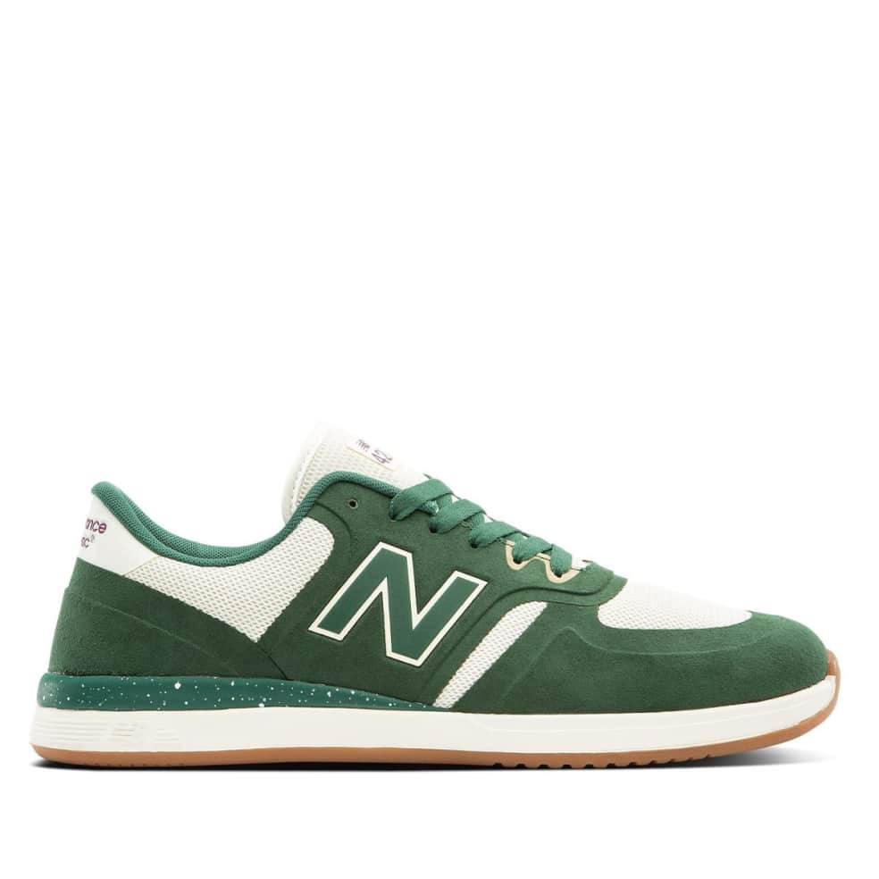 New Balance Numeric 420 Skate Shoe - Green / White - Limited Edition   Shoes by New Balance 1