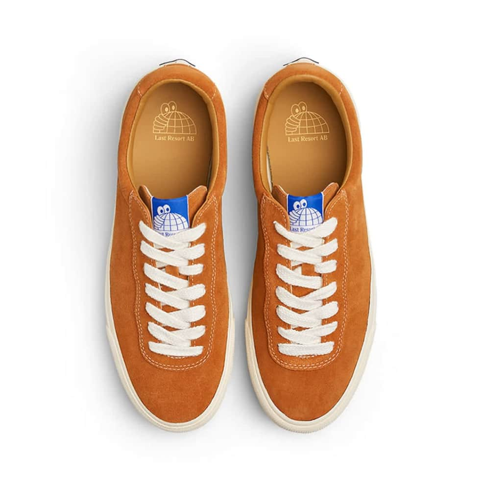 Last Resort VM001 Suede Lo Shoes - Cheddar / White   Shoes by Last Resort AB 3