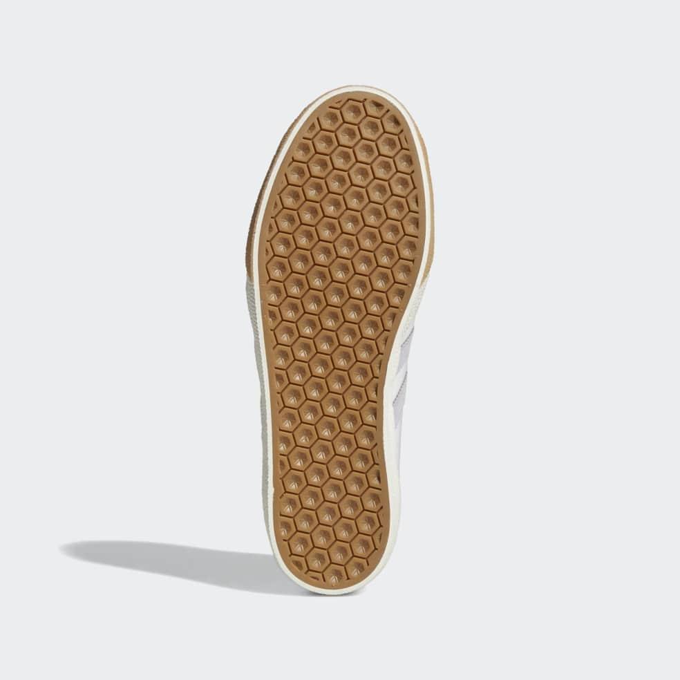 adidas Skateboarding Nora Gazelle ADV Shoes - Cloud White / Soft Vision / Gum | Shoes by adidas Skateboarding 3