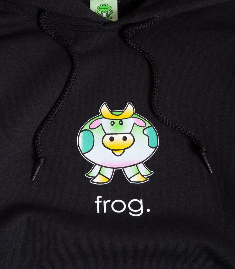 Frog Cow Pullover   Sweatshirt by Frog Skateboards 2