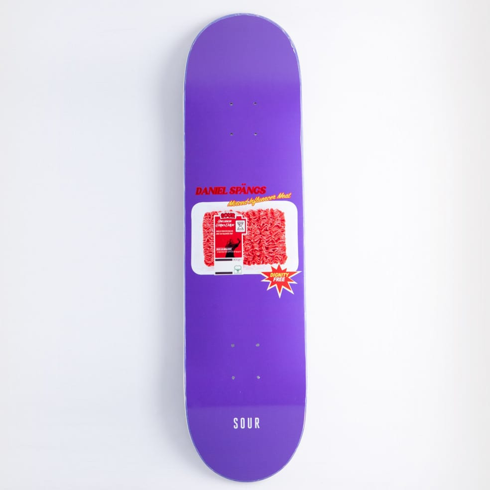 """Sour - 8.18"""" Spangs - Influencer Mince 
