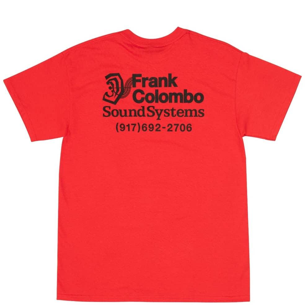 Call Me 917 Columbo T-Shirt - Red | T-Shirt by Call Me 917 1