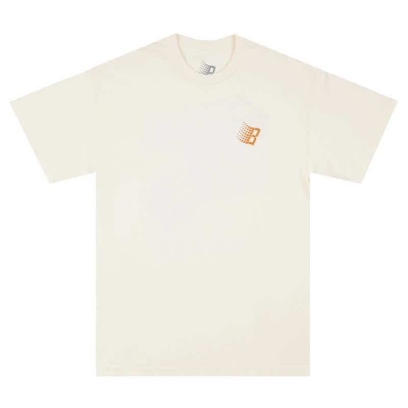 Bronze Dice Tee Cream   T-Shirt by Bronze 56k 2