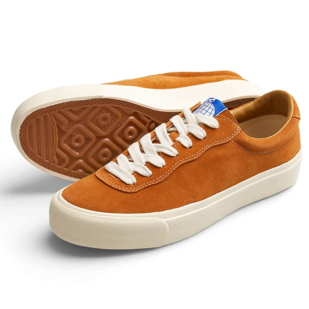 Last Resort VM001 Suede Lo Shoes - Cheddar / White   Shoes by Last Resort AB 2