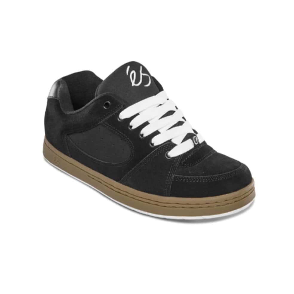 éS Accel OG Skate Shoes - Black / Gum / White | Shoes by éS Shoes 2