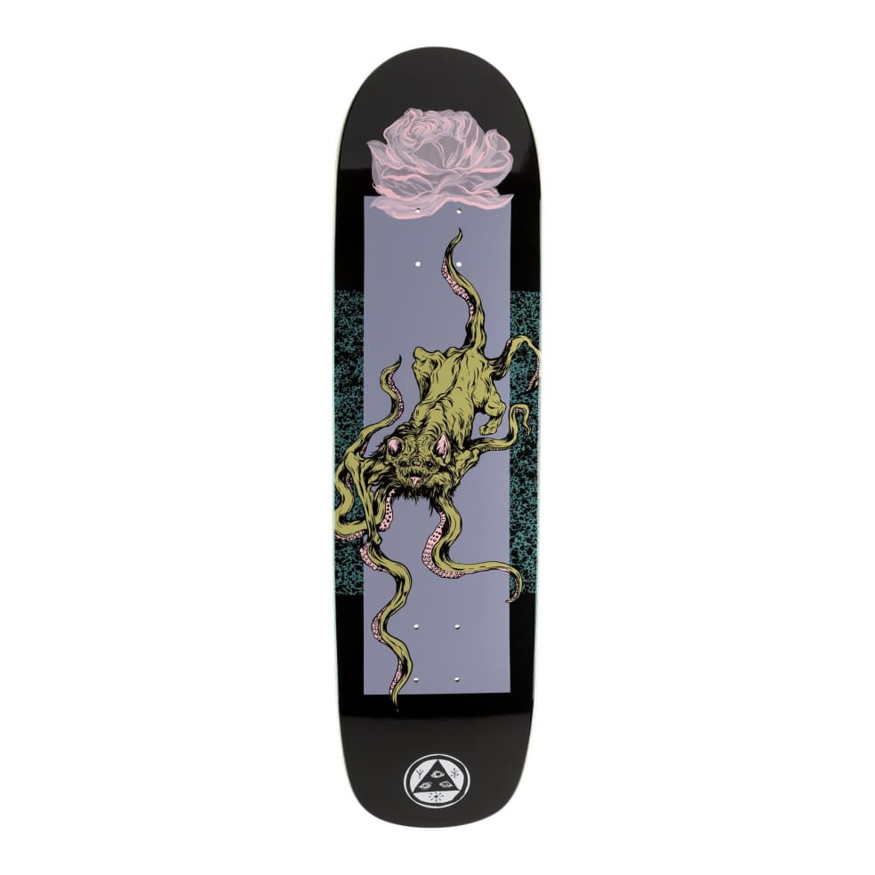 """Welcome Bactocat on Son of Planchette 8.38""""   Deck by Welcome Skateboards 1"""
