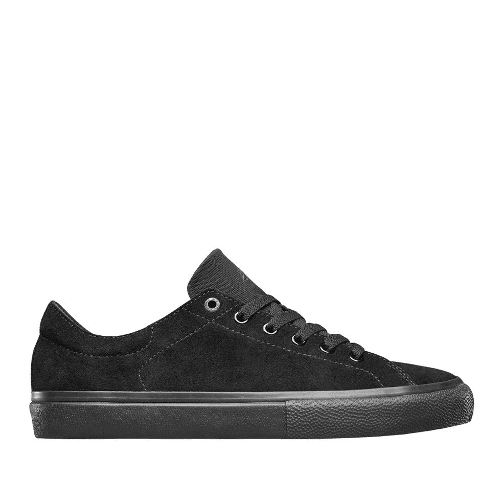 Emerica Omen Lo Skate Shoes - Black   Shoes by Emerica 1