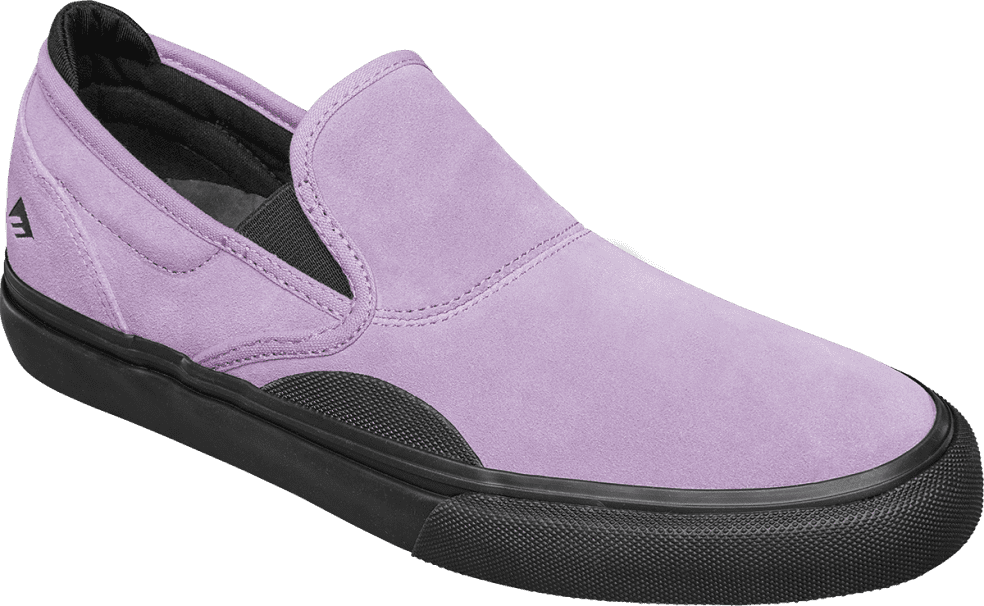 Emerica Wino G6 Slip Skate Shoes - Violet | Shoes by Emerica 2