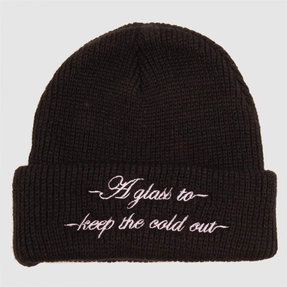 Pass~Port Cold Out Beanie - Black   Beanie by Pass~Port Skateboards 2
