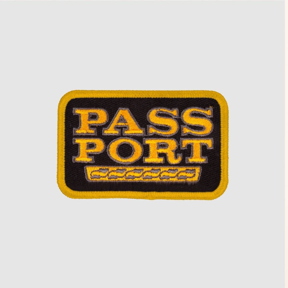 Pass~Port Auto Patch   Patch by Pass~Port Skateboards 1