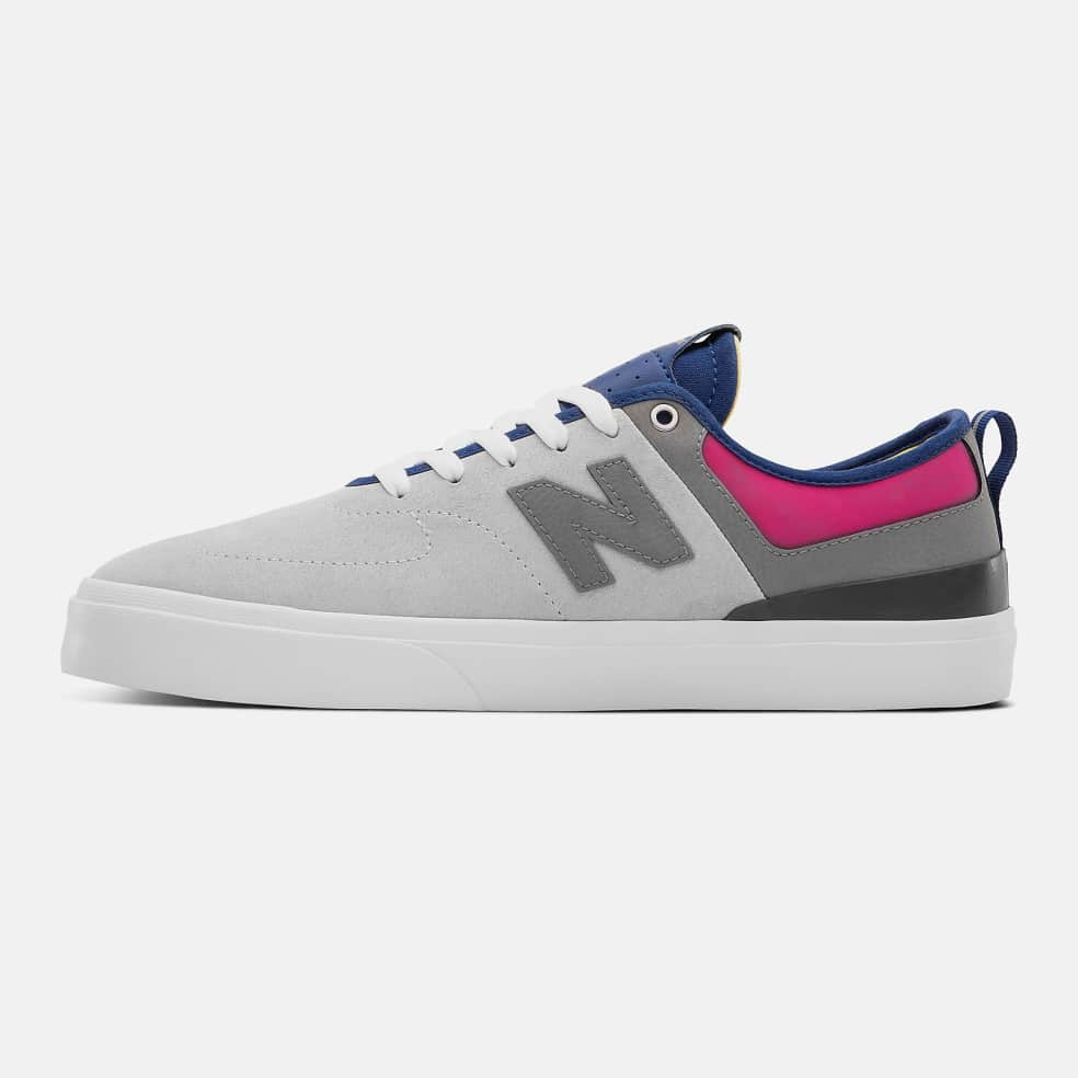 New Balance Numeric 379 Shoes - Grey / Pink | Shoes by New Balance 3