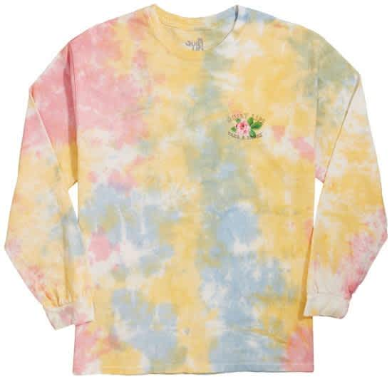 The Quiet Life Take a Break Long Sleeve T-Shirt - Tie Dye | Longsleeve by The Quiet Life 2