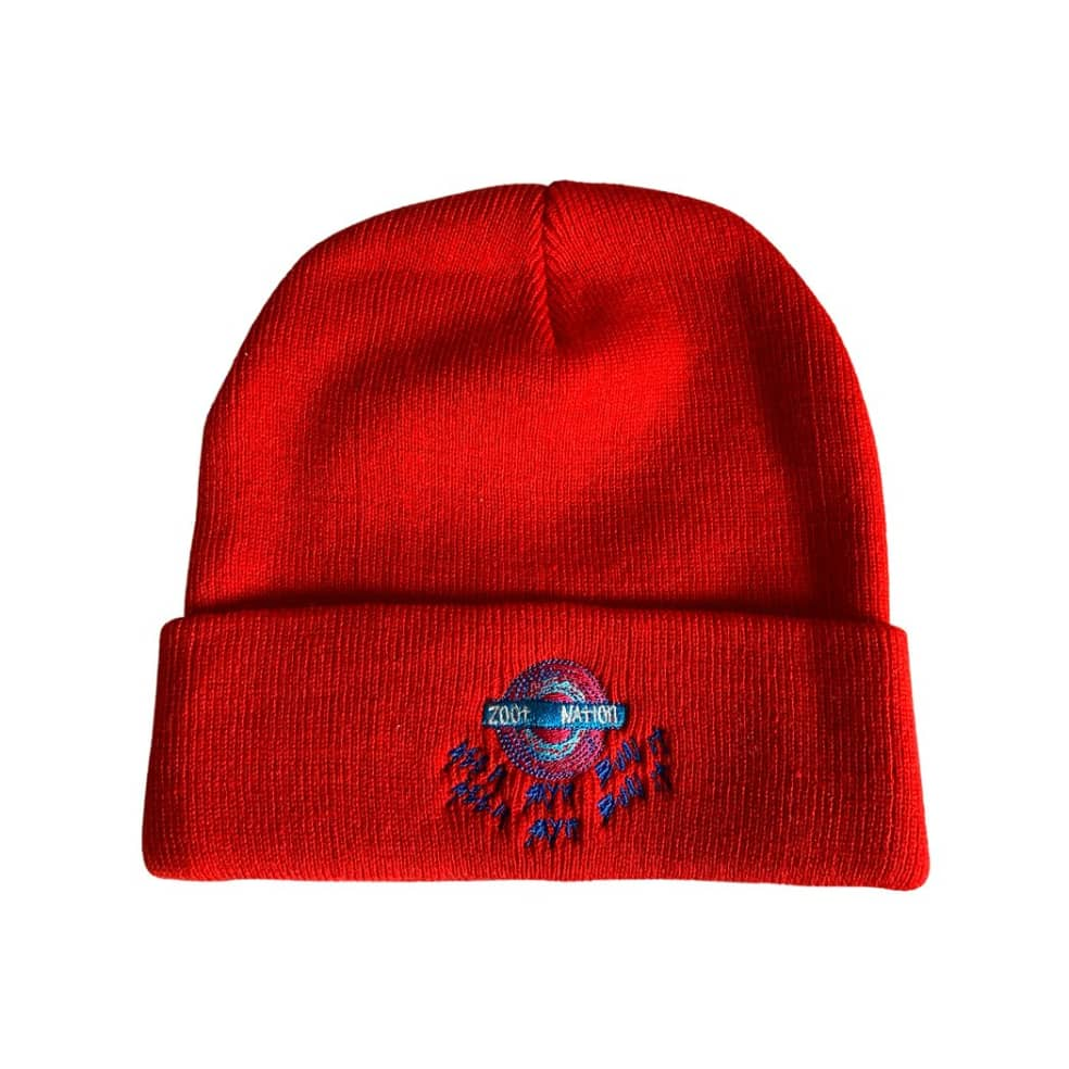 SEE IT SAY IT BUN IT   Beanie by Come To My Church 1