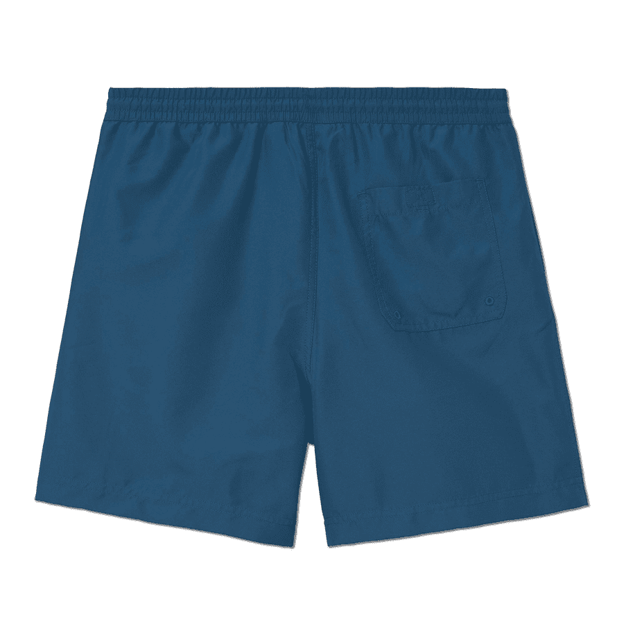 Carhartt WIP Chase Swim Trunks - Shore / Gold   Shorts by Carhartt WIP 2