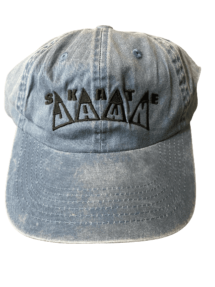 Skate Jawn - King Embroidered 6 Panel Hat | Baseball Cap by Skate Jawn 1