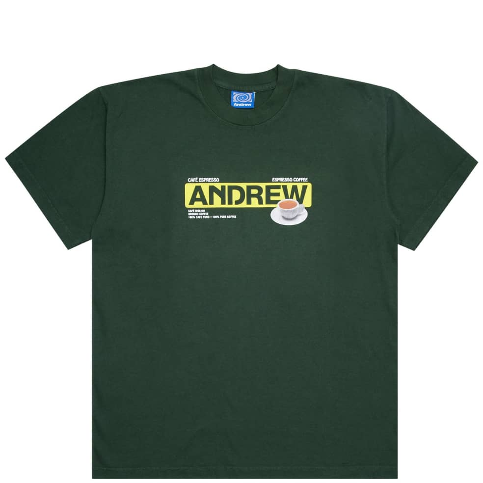 Andrew Pilon T-Shirt - Ivy   T-Shirt by Andrew 1