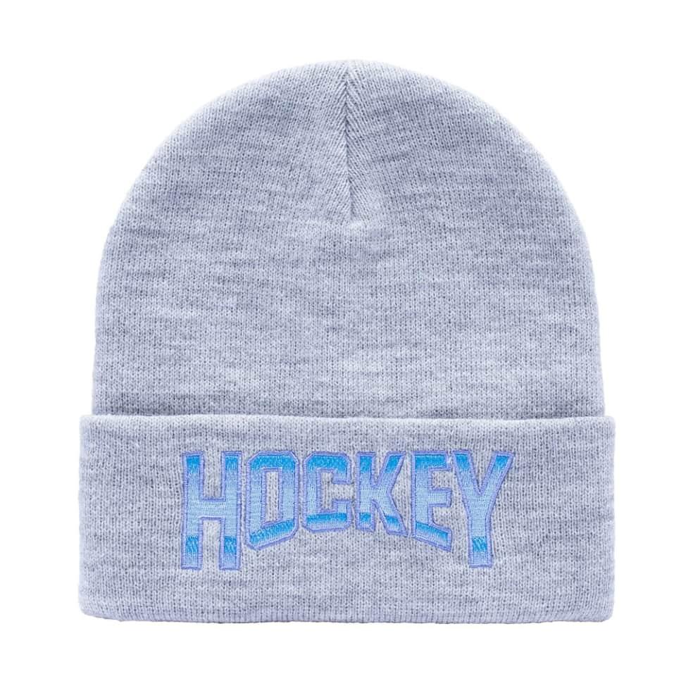 Hockey Main Event Beanie - Grey   Beanie by Hockey Skateboards 1