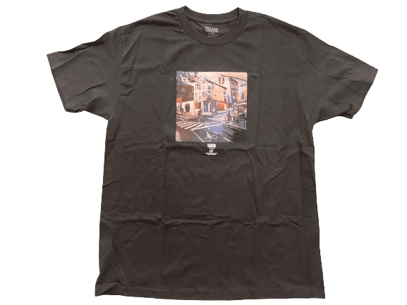 Traffic - Driggs and Manhattan Ave Tee | T-Shirt by Traffic Skateboards 2