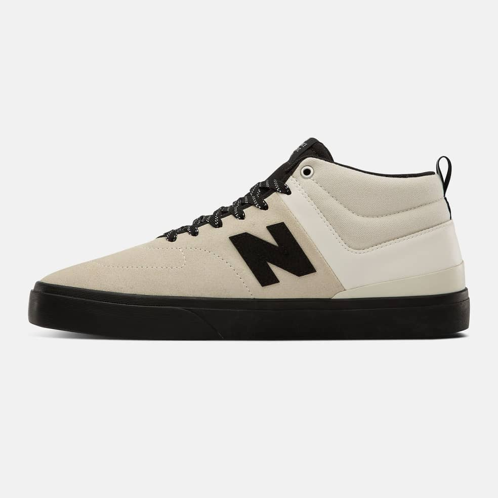 New Balance Numeric 379 Mid Shoes - White / Black | Shoes by New Balance 3