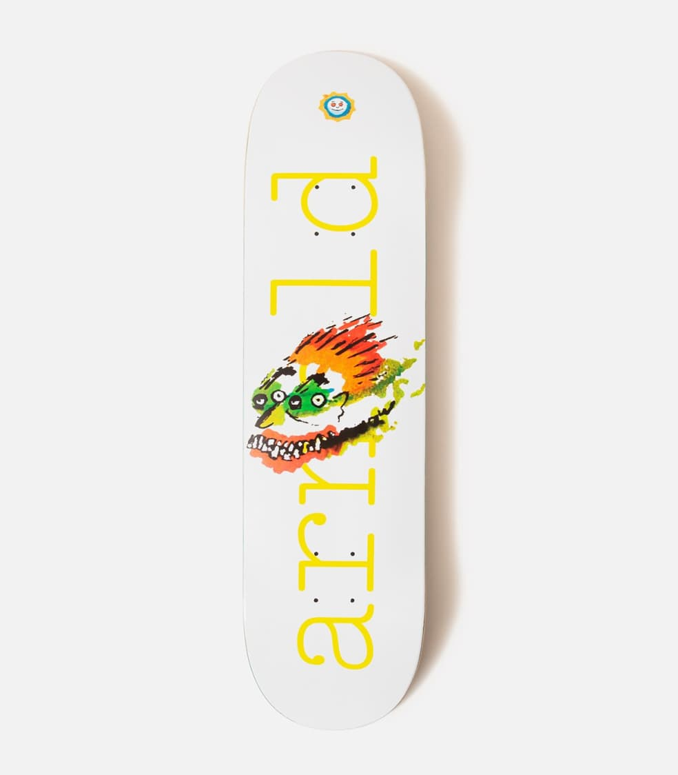 Isle Mike Arnold Face Drawing Deck | Deck by Isle Skateboards 1