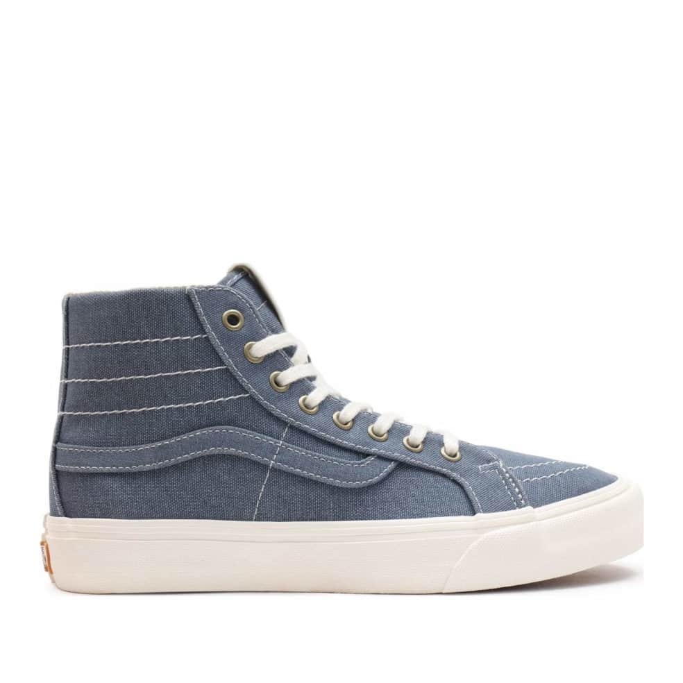 Vans Eco Theory Sk8-Hi 38 Decon SF Shoes - Cement Blue / Marshmallow | Shoes by Vans 1