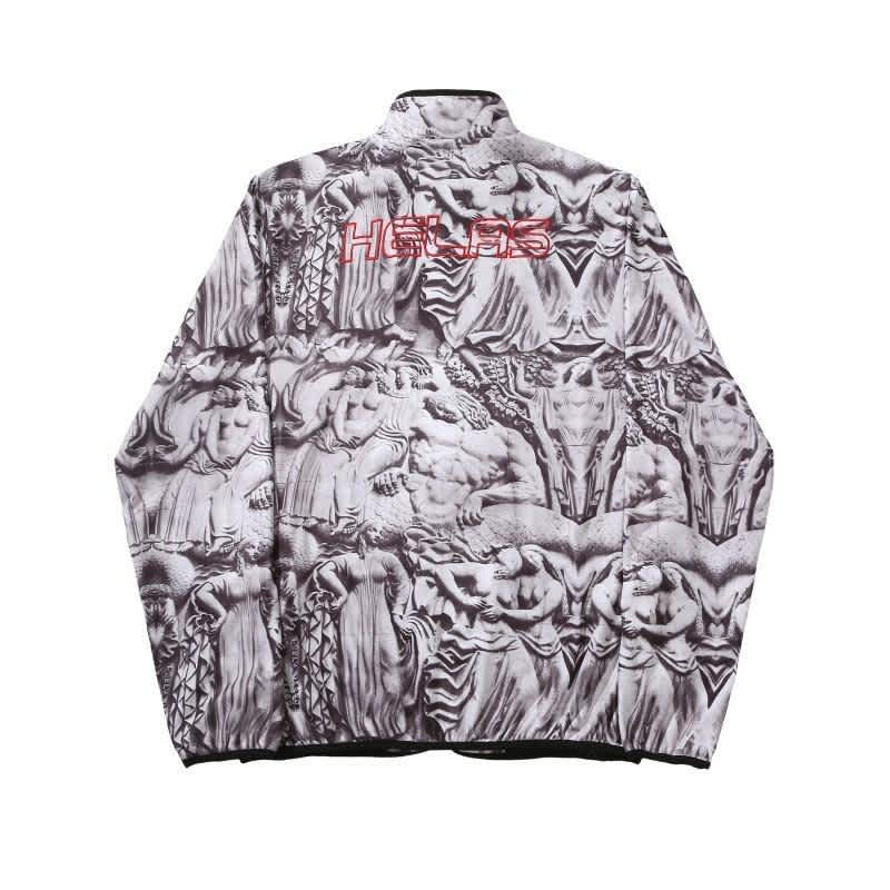 Hélas Dome Jacket - All Over Print   Jacket by Hélas 3