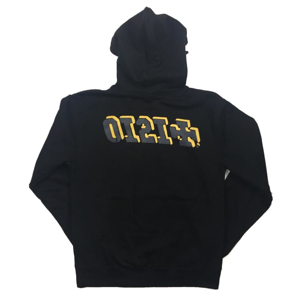 Ideal - 0121 Stencil Hooded Sweat | Hoodie by Ideal 1