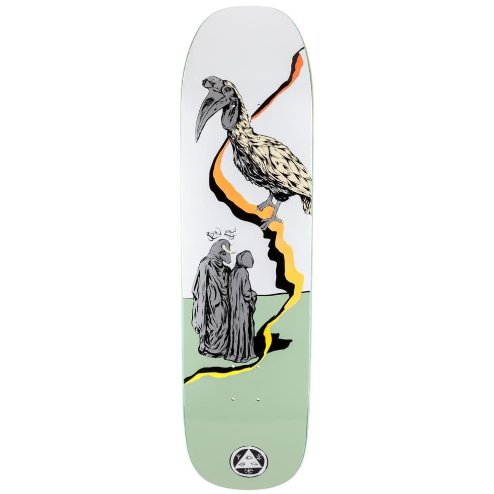 """Welcome Ryan Lay Inferno On Stonecipher Skateboard Deck - 8.6"""" 
