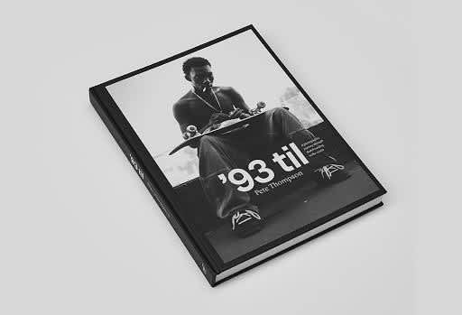 '93 Til - A Photographic Journey Through Skateboarding In The 1990s   Book by Pete Thompson 1